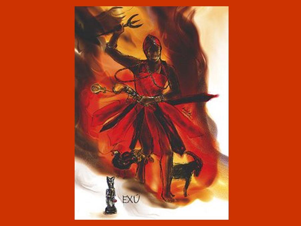 7 ORIXÁS Os 7 Orixás estenderam aos seus Guardiões da Luz para as Sombras, o comando das ações, das cobranças e reajustes kármicos.