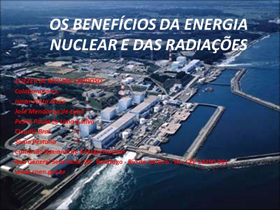 A ENERGIA NUCLEAR