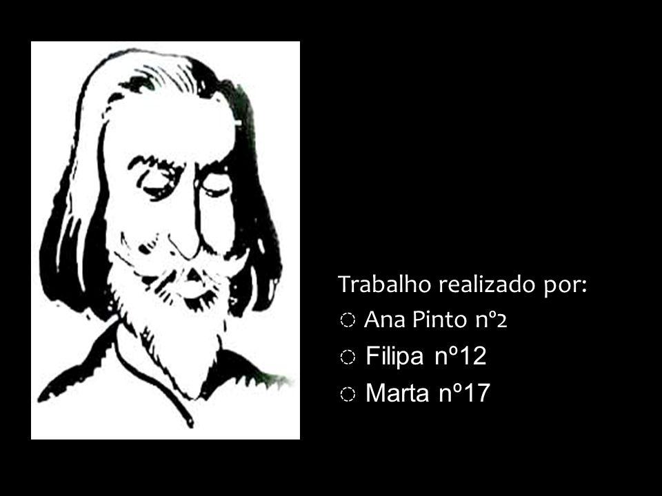 Trabalho realizado por: Ana Pinto nº2 Filipa nº12 Marta nº17