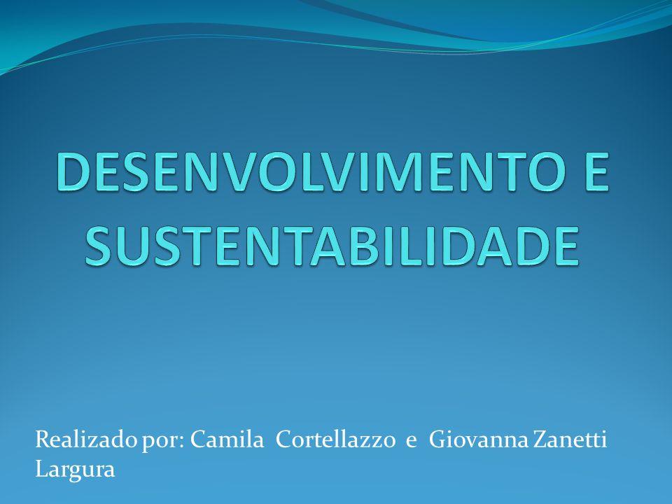 Realizado por: Camila Cortellazzo e Giovanna Zanetti Largura