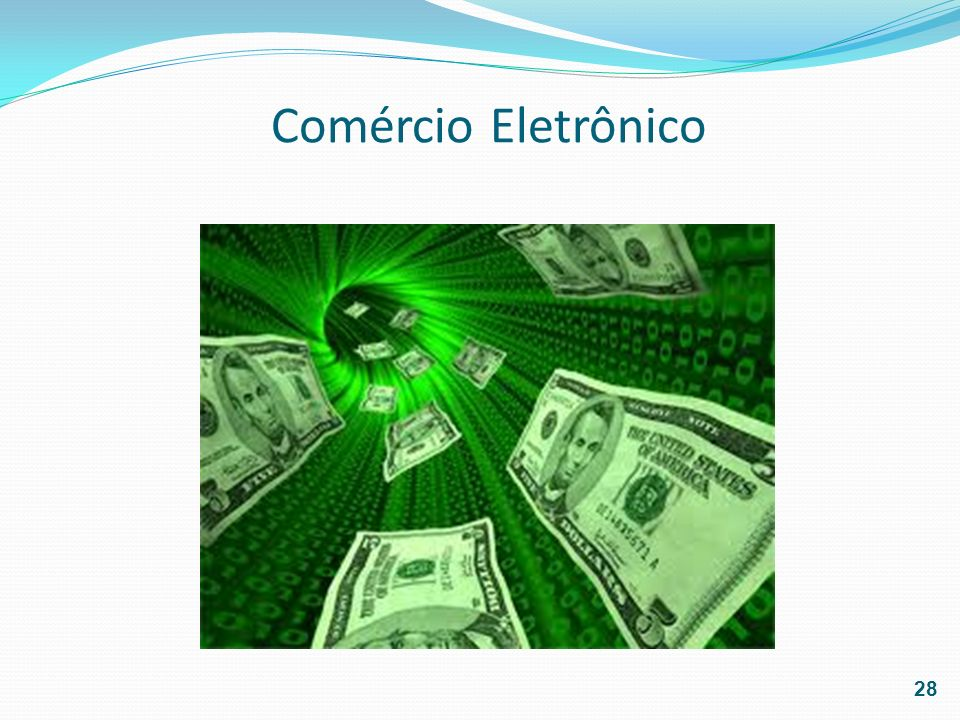 Comércio Eletrônico 28