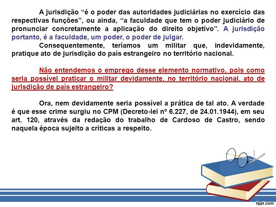 Entendimento para gerar conflito ou divergência com o Brasil Art.
