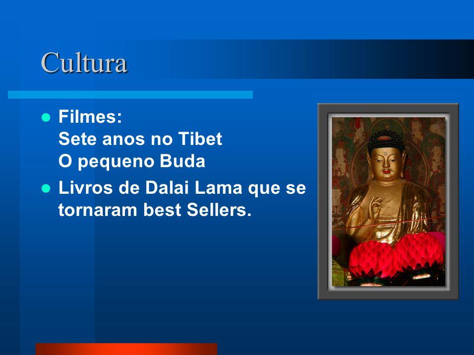 Cultura Filmes: Sete anos no Tibet O pequeno Buda Livros de Dalai Lama que se tornaram best Sellers.