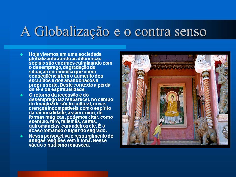 O budismo sempre foi uma religião que interagiu com a respectiva região, ao contrario de outras religiões, ela não faz oposição a crenças locais.