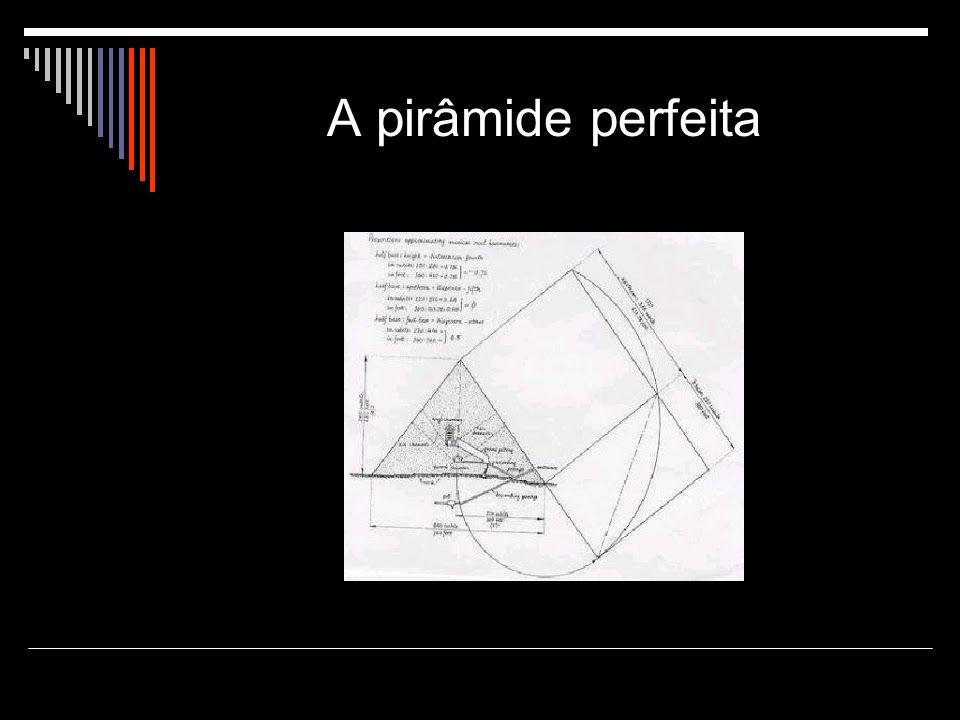A pirâmide perfeita