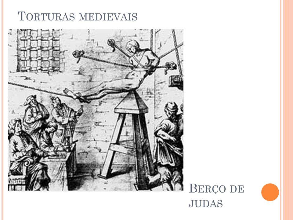 B ERÇO DE JUDAS