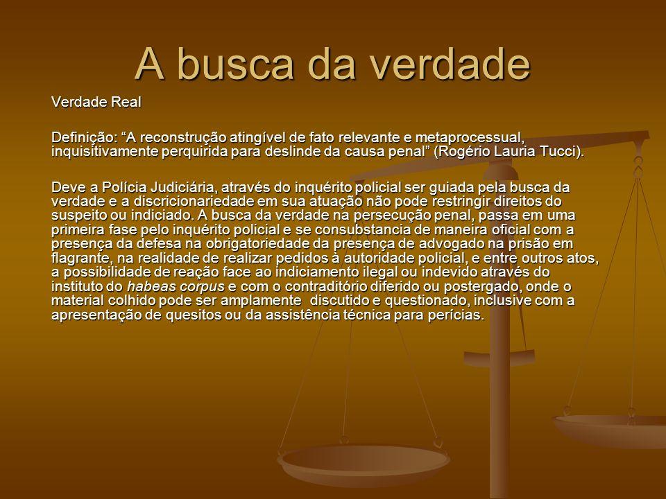 Investigação Criminal Defensiva No Brasil: Pode fazer… Mas para que servirá.