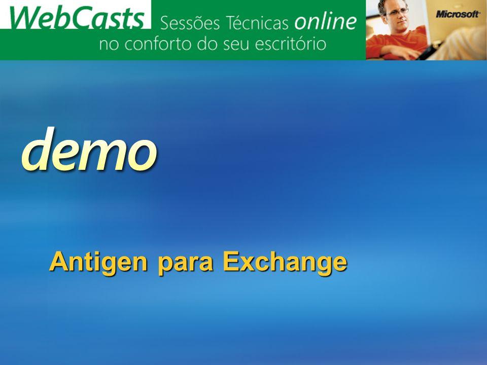 Antigen para Exchange