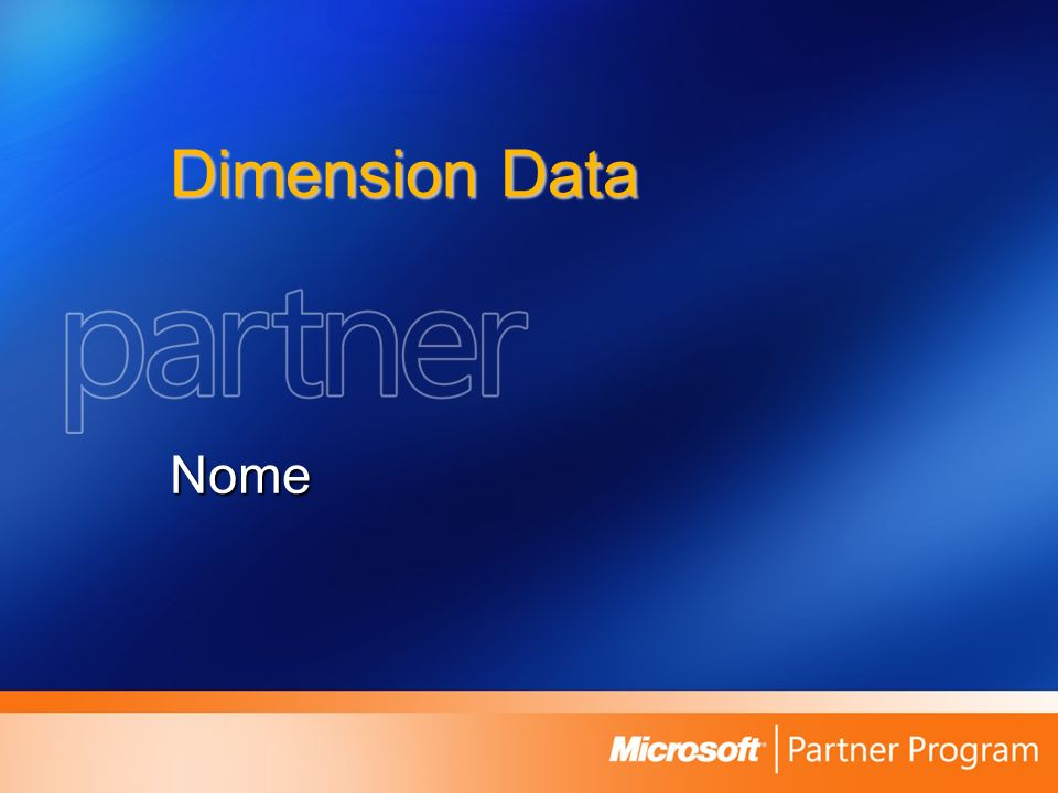 Dimension Data Nome