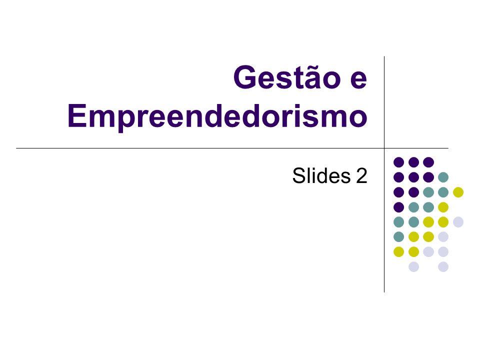Gestão e Empreendedorismo Slides 2