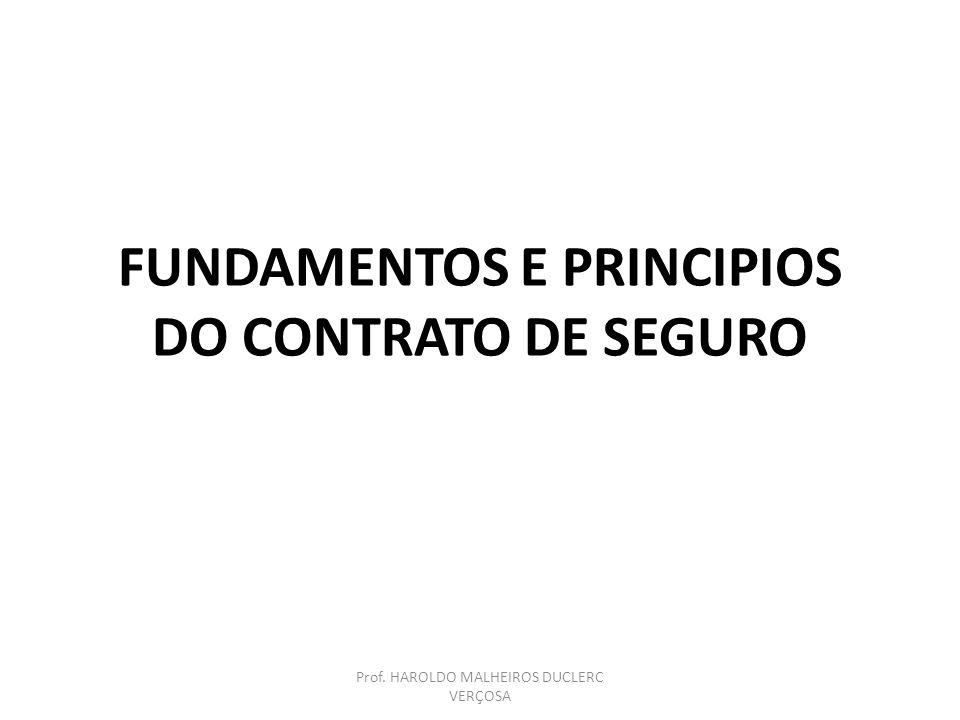 FUNDAMENTOS 1) Constitucionais – Art.