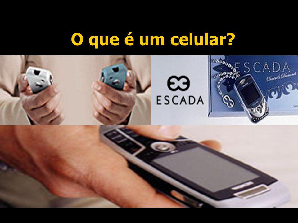 O que é um celular?