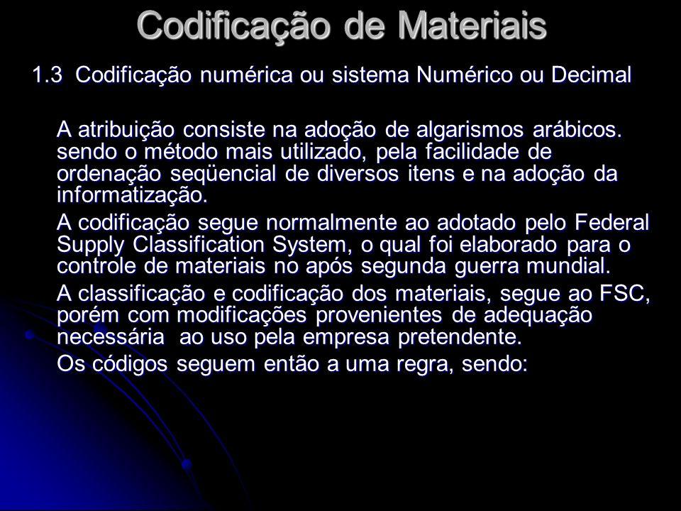1.4 Código de barras 1.4 Código de barras A EAN Brasil– Associação Brasileira de Automação Comercial, atualmente GSI recebeu a incumbência de administrar no âmbito do território brasileiro o Código Nacional de Produtos, Sistema EAN/UCC.