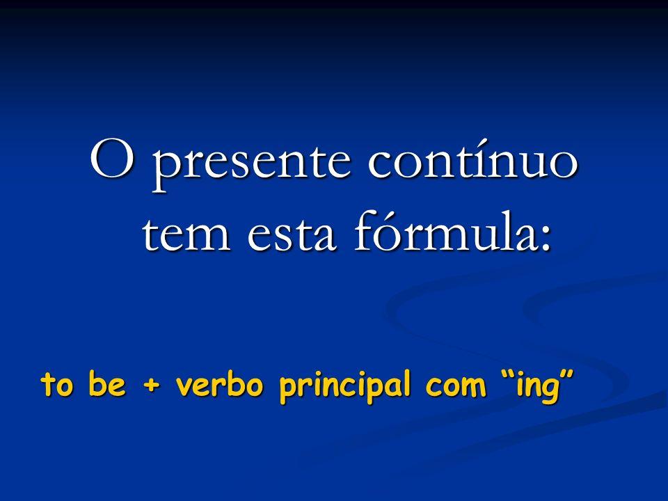 Ortografia dos verbos na formaing
