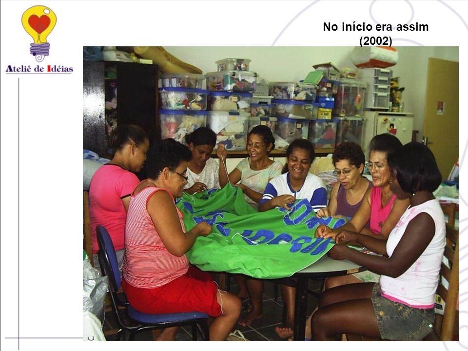 O Banco Bem - 2005 Busca reorganizar as finan ç as locais, na perspectiva do desenvolvimento comunit á rio.