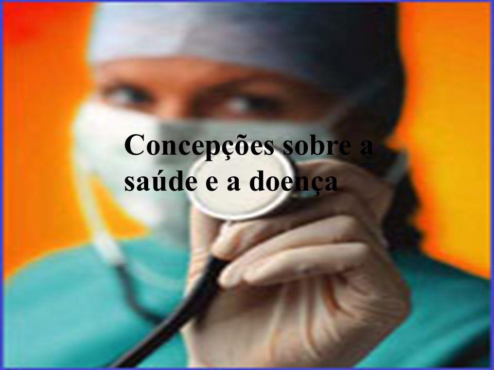 Concepções sobre a saúde e a doença