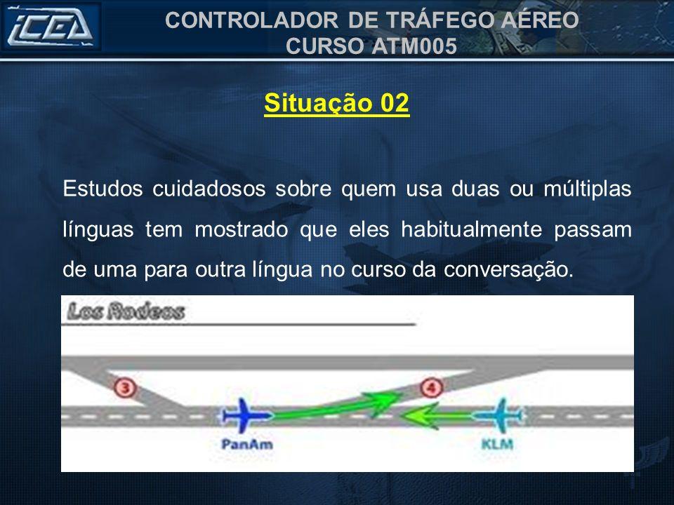 CONTROLADOR DE TRÁFEGO AÉREO CURSO ATM005