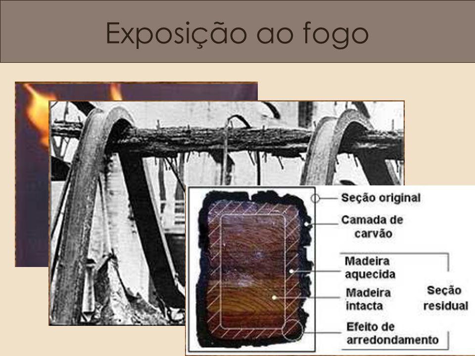 Exposição ao fogo