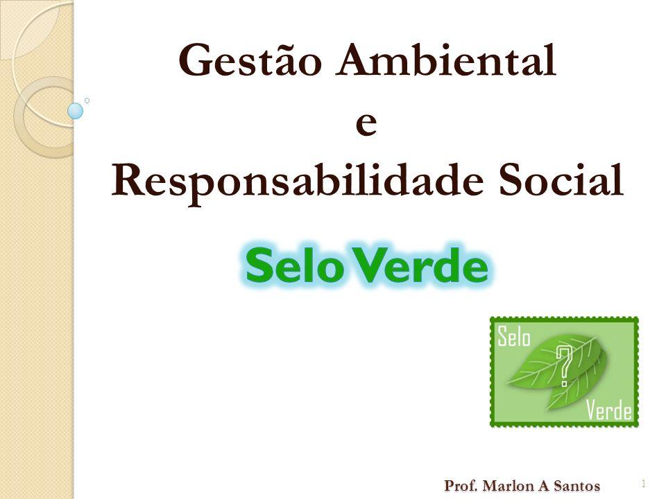 ROTULAGEM AMBIENTAL SELOS VERDES ROTULAGEM AMBIENTAL SELOS VERDES Os rótulos ambientais são selos de comunicação que visam dar informações ao consumidor a respeito do produto.
