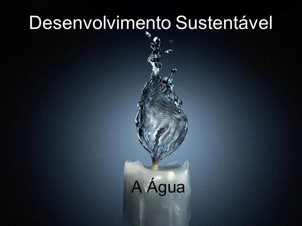 Os estados da água Sólido Líquido Gasoso A água dos oceanos, dos mares, dos rios, das águas subterrâneas, da chuva, e do orvalho encontra-se no estado líquido.