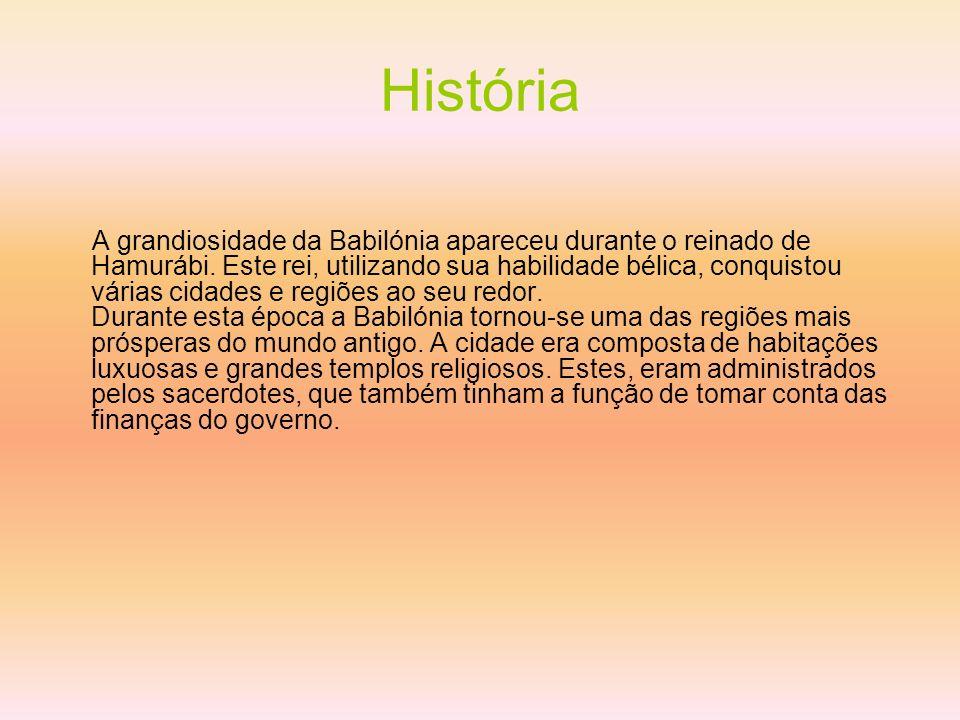 Após a morte de Hamurábi, a Babilónia perdeu força e foi invadida e conquistada por diversas tribos da região.