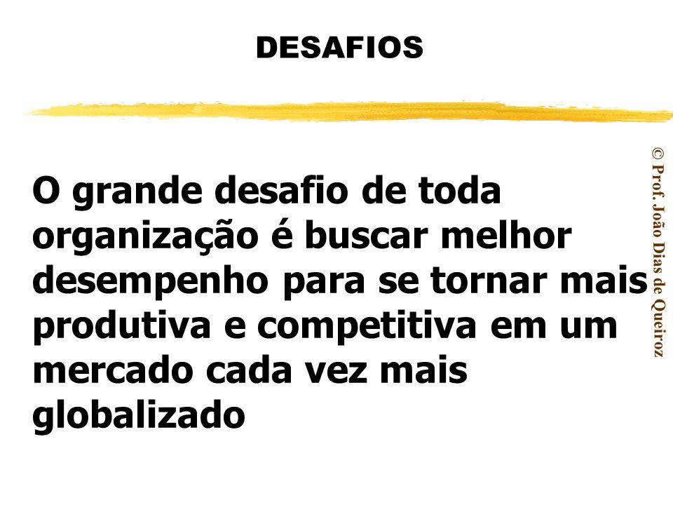 INTRODUÇÃO À INFORMÁTICA Prof. João Dias de Queiroz Importância dos computadores como fator de produtividade e competitividade nas organizações