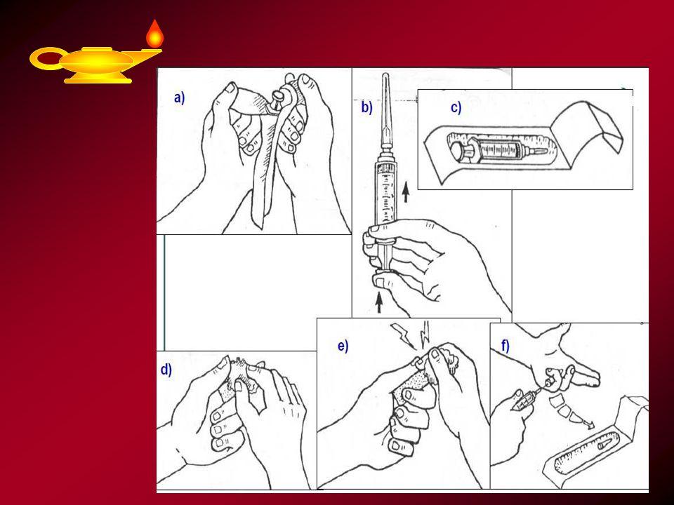 O Técnica de Preparo de Medicamento Líquido Não esquecer da lavagem das mãos Não falar próximo ao medicamento Cuidados especiais com uso de EPI Quem prepara a medicação administra Ter certeza dos cinco certos