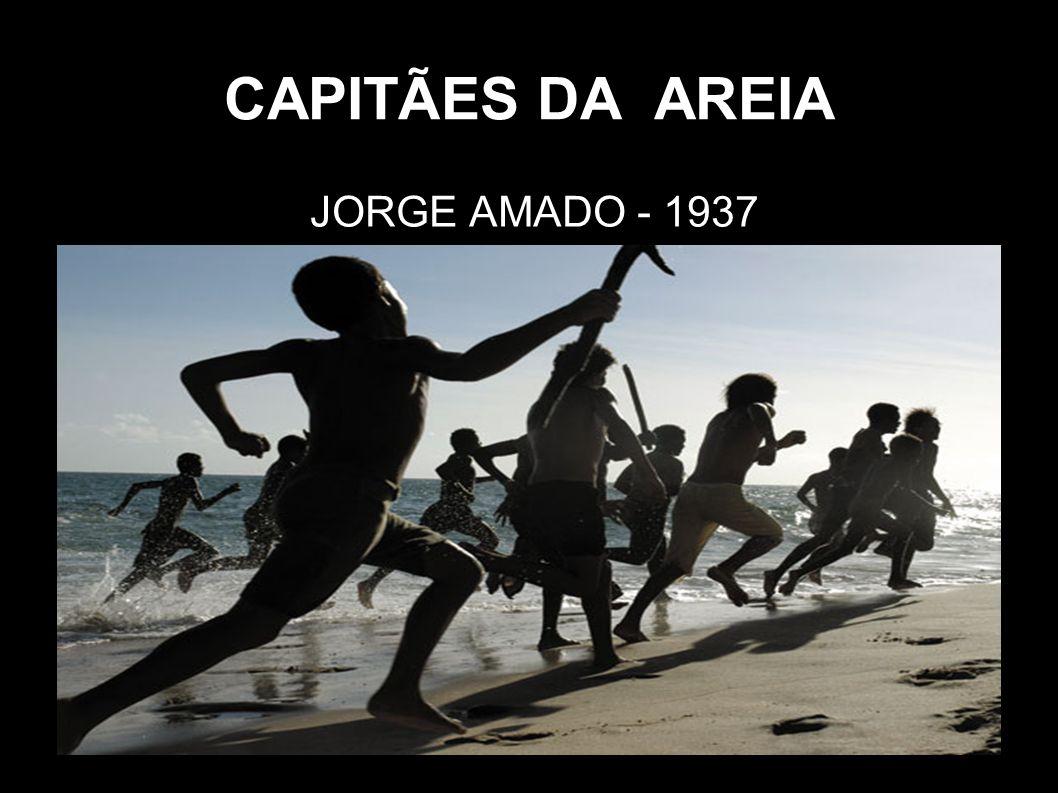 O AUTOR: JORGE AMADO Baiano, apaixonado pela Bahia.