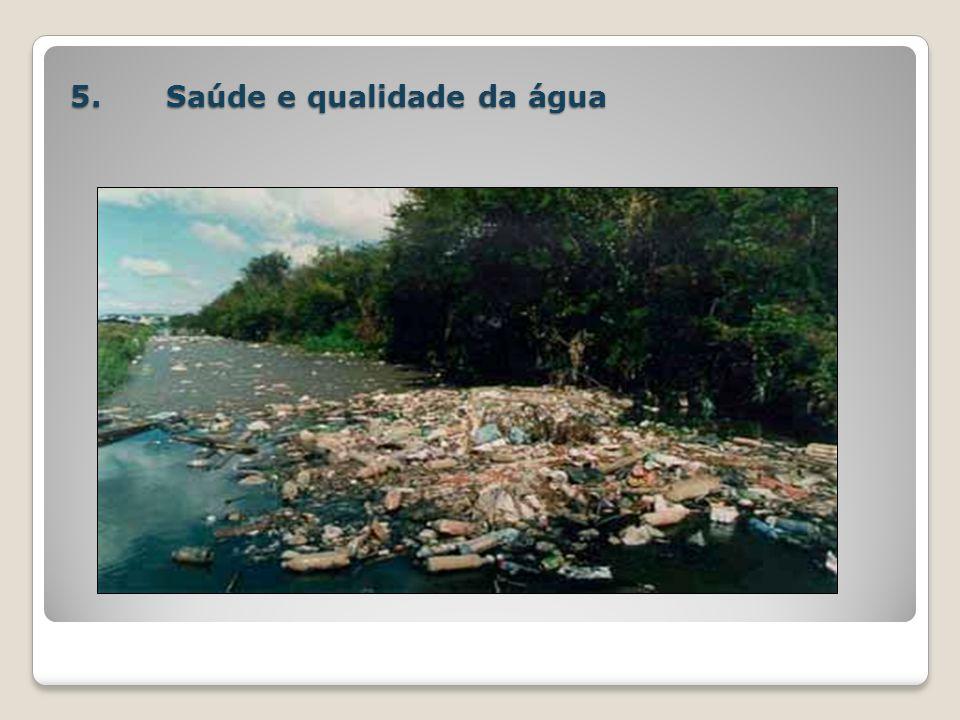 5.Saúde e qualidade da água