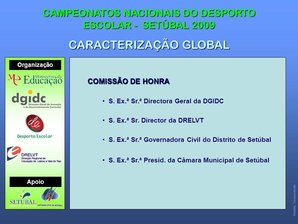 COMISSÃO DE HONRA S.Ex.ª Sr.ª Directora Geral da DGIDC S.