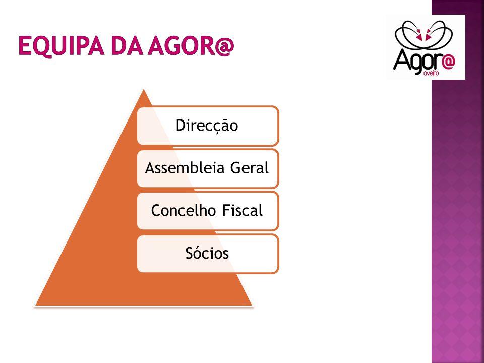 DirecçãoAssembleia GeralConcelho FiscalSócios