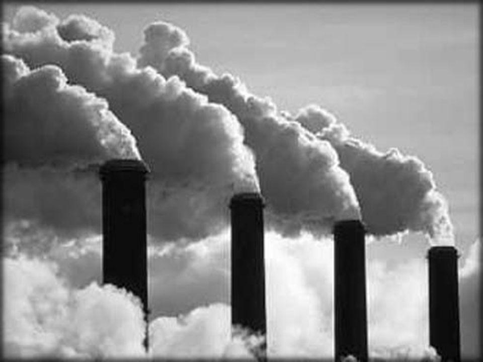 Veremos agora algumas imagens de poluidores do Ar
