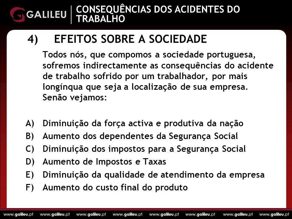 www. galileu.pt www. galileu.pt www. galileu.pt www. galileu.pt Todos nós, que compomos a sociedade portuguesa, sofremos indirectamente as consequênci