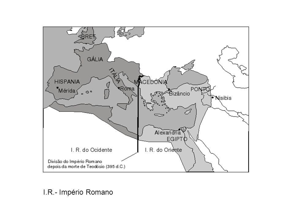 I.R.- Império Romano