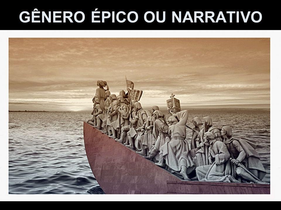 GÊNERO ÉPICO OU NARRATIVO