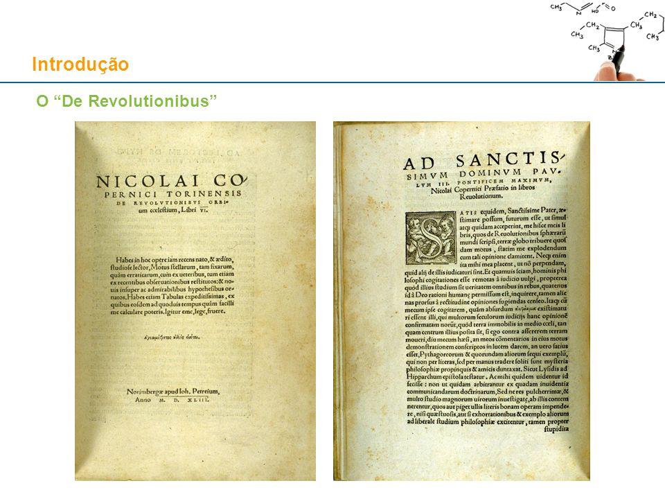 O De Revolutionibus Introdução «In medio uero omnium reſidet Sol.