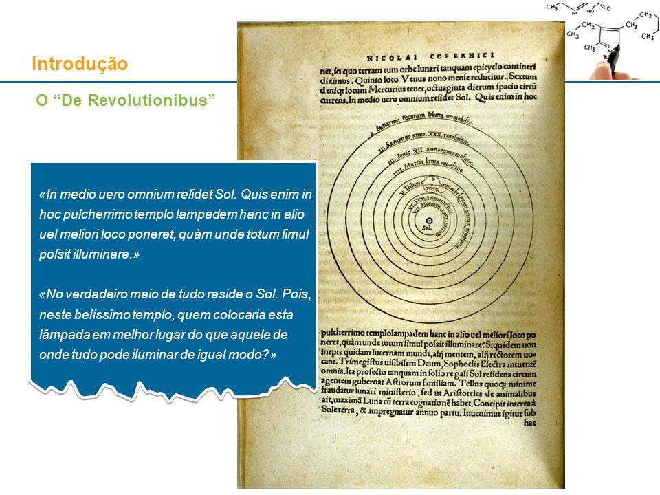 Tycho Brahe (1546-1601) Genial astrónomo dinamarquês (luterano) 1573: De nova stella, acerca da observação de uma supernova em Cassiopeia Brahe defende que esta nova estrela refuta a imutabilidade dos céus Pela ausência de paralaxe, defende que não pode ser um fenómeno atmosférico 1576-1580: Construção de Uranienborg, na ilha de Hven (hoje Suécia) 1581: Construção do observatório subterrâneo de Stjerneborg (ilha de Hven) 1598: Astronomiae instauratae mechanica, onde descreve os instrumentos Reuniu um conjunto único, pela sua precisão, de dados astronómicos Tycho recorreu a um quadrante mural para medir graus de elevação Os dados foram usados pelo seu assistente, Johannes Kepler (1571-1630) Kepler publica em 1627 um importante catálogo de estrelas compilado ao longo de décadas com base nos dados de Tycho, as Tabulae Rudolphinae Brahe queria dedicar a obra ao Imperador Rodolfo II (1552-1612), mas em 1627 o Imperador já era Fernando II (1578-1637), a quem a obra é dedicada Introdução 8