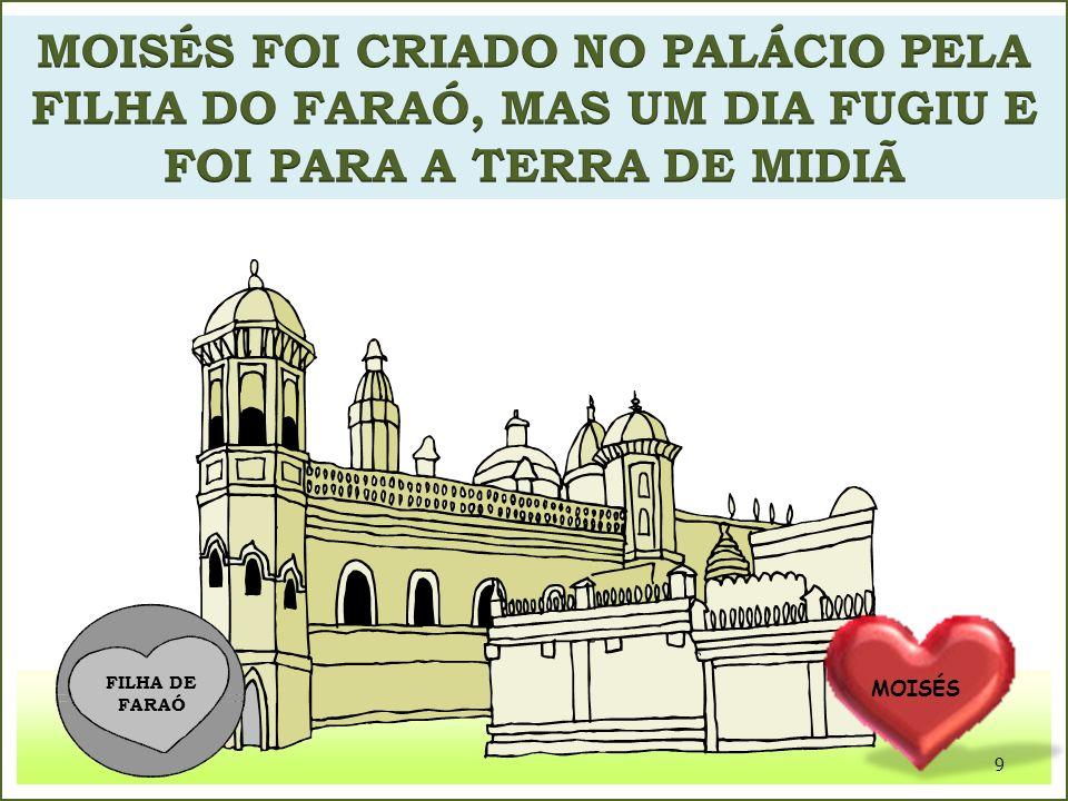 9 MOISÉS FILHA DE FARAÓ