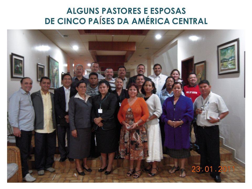 HONDURAS É VIZINHO DA NICARAGUA, ONDE REALIZAMOS SEMINÁRIO EM SETEMBRO DE 2010, COM A SEGUINTE PARTICIPAÇÃO: CHINANDEGA 1 participante MANAGUA 65 participantes MATAGALPA 64 participantes