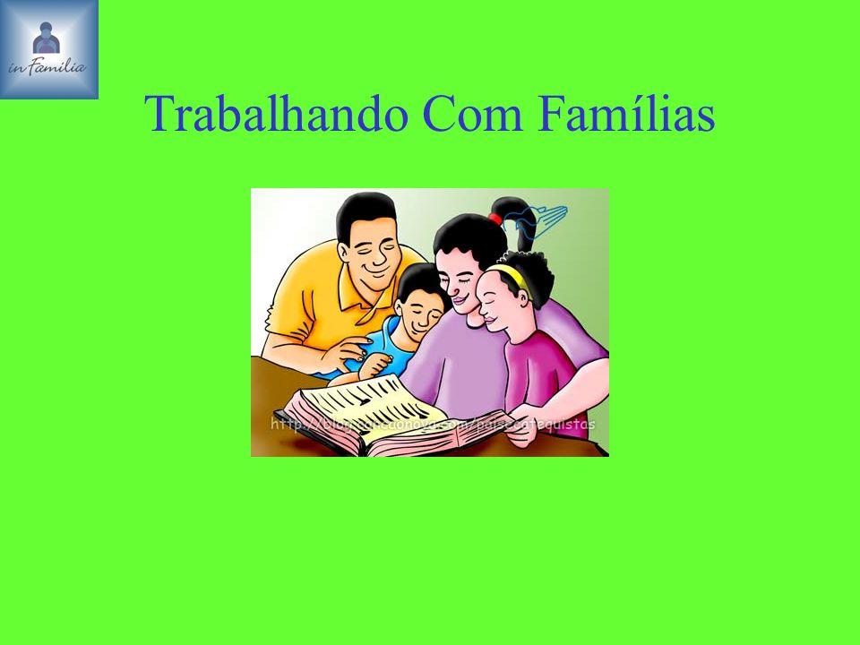 Cuidar de famílias envolve uma série de incertezas : Qual seria o papel da família como cliente para os profissionais de saúde.