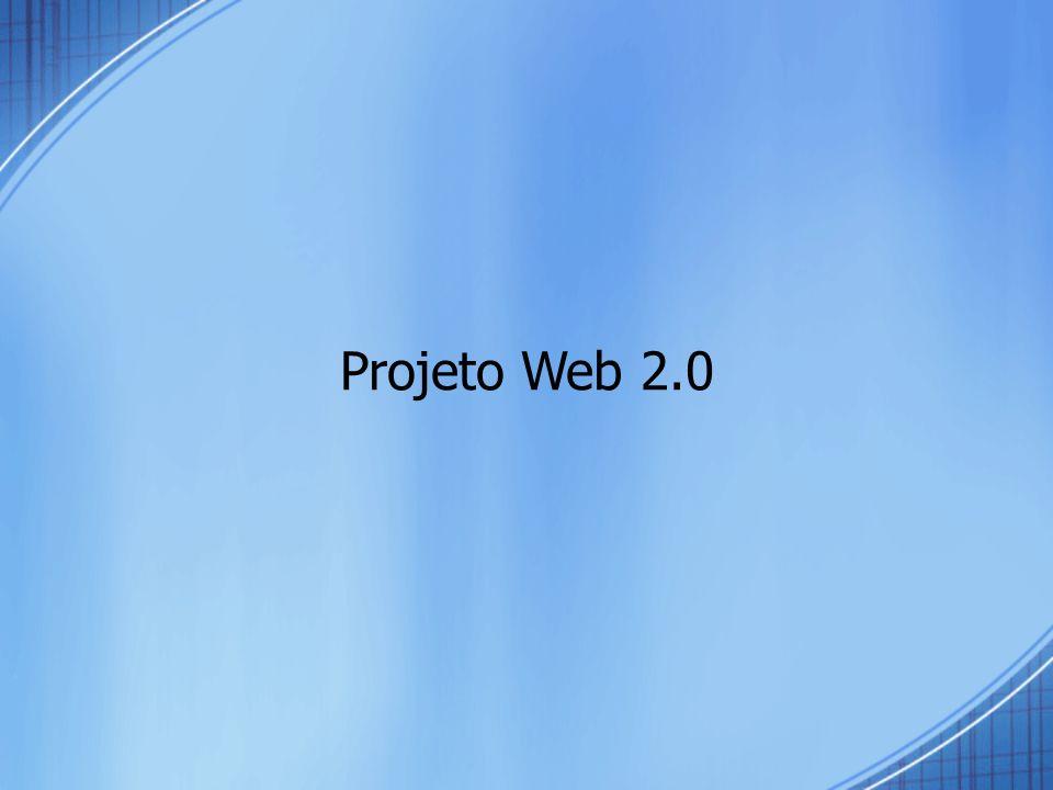 Projeto Web 2.0