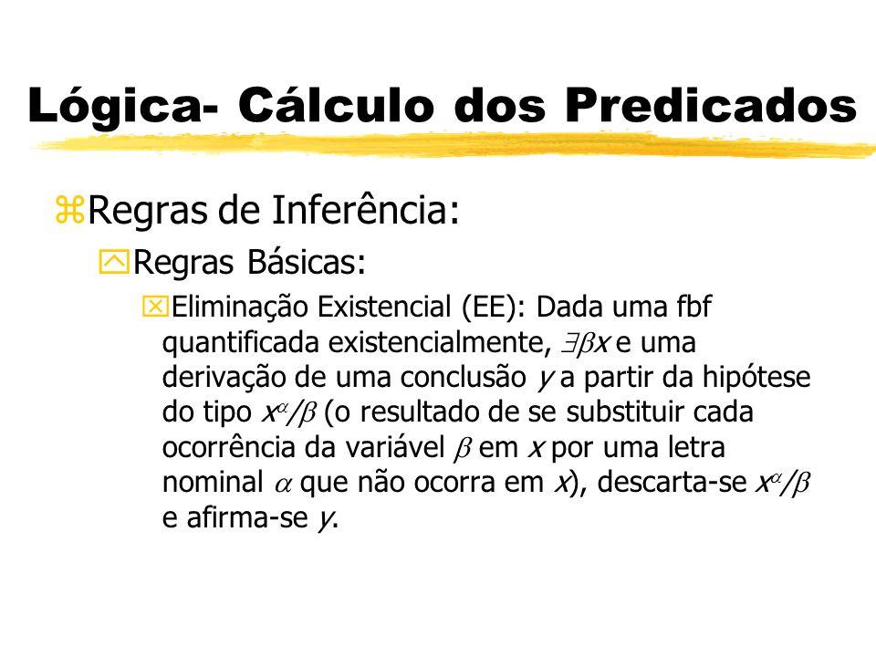 Lógica zProva de Teoremas
