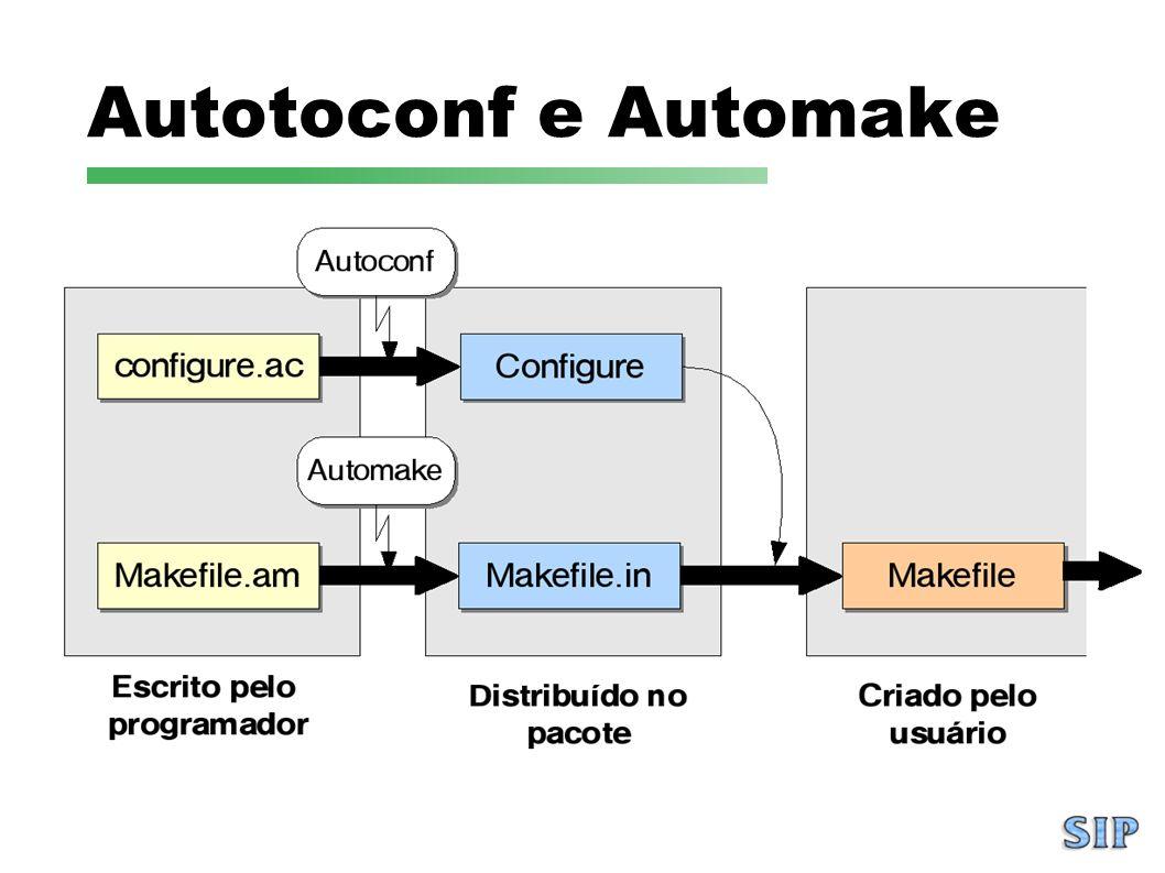 Autotoconf e Automake