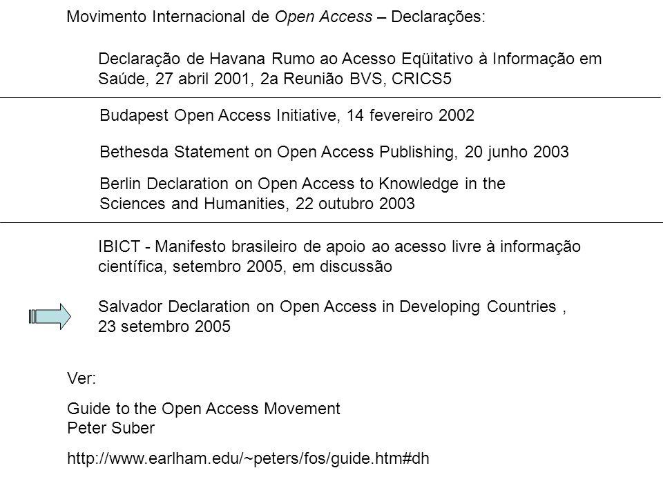 o modelo SciELO de publicação científica, nasceu em 1997, no Brasil, e vem operando como projeto cooperativo entre a FAPESP, a BIREME, CNPq e editores científicos em 1998, SciELO foi adotado pelo Chile, sob liderança do Conselho Nacional de Ciencia y Tecnología (CONICyT), que contribuiu com a BIREME no desenvolvimento da Rede SciELO