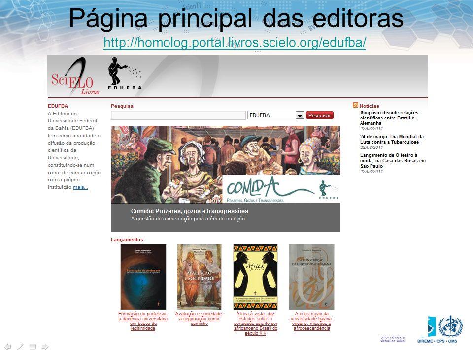 Página principal das editoras http://homolog.portal.livros.scielo.org/edufba/