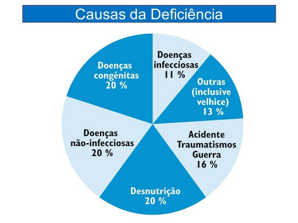 Causas da Deficiência