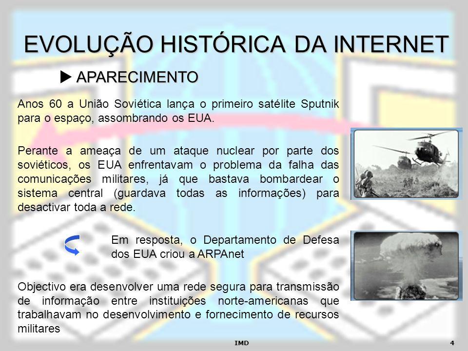 IMD25 História da Internet [Em linha].[consult. 12 Mar.