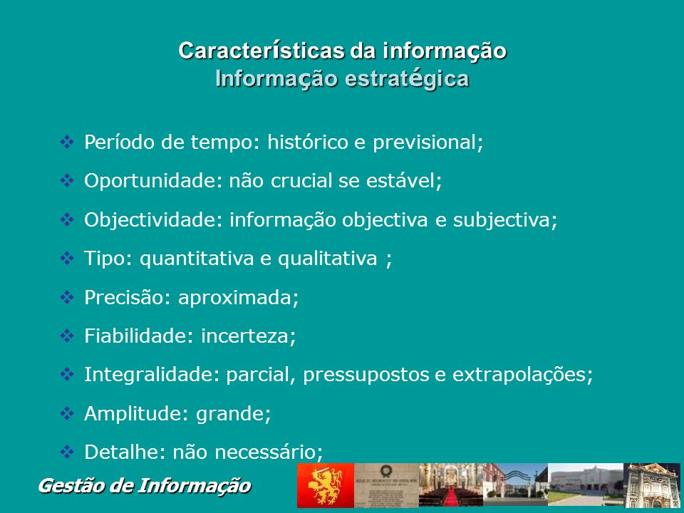 Gestão de Informação Limitations: Inefficiencies can waste as much as 25% of companys operating costs Bullwhip Effect: Information about the demand for the product gets distorted as it passes from one entity to next Integração das Funções e Processos de Negócio Integração das Funções e Processos de Negócio Supply Chain Management (SCM)