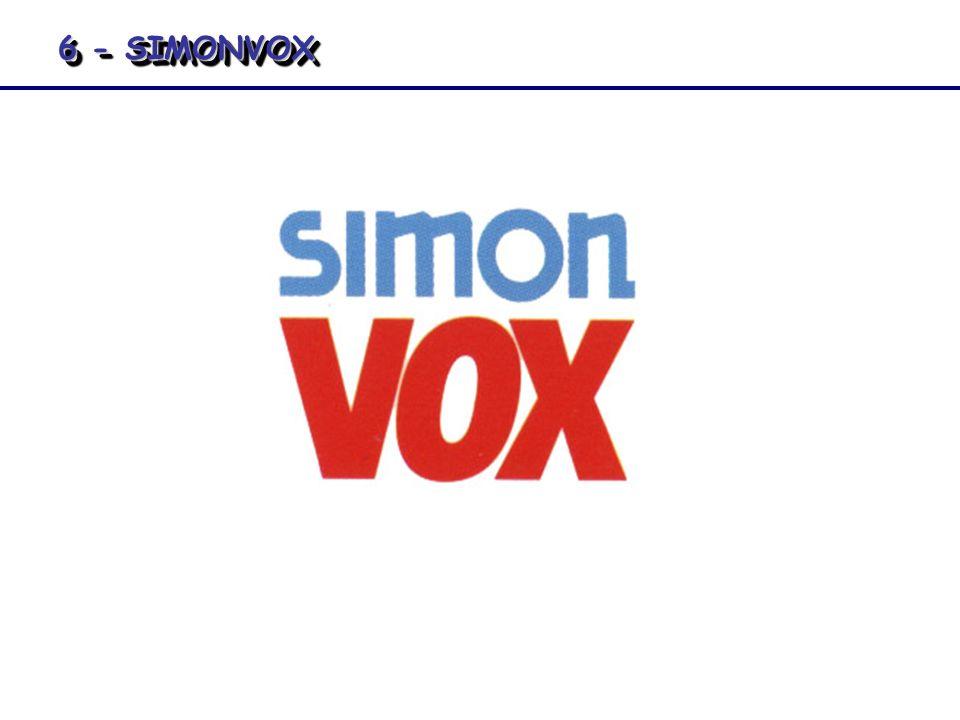6 - SIMONVOX