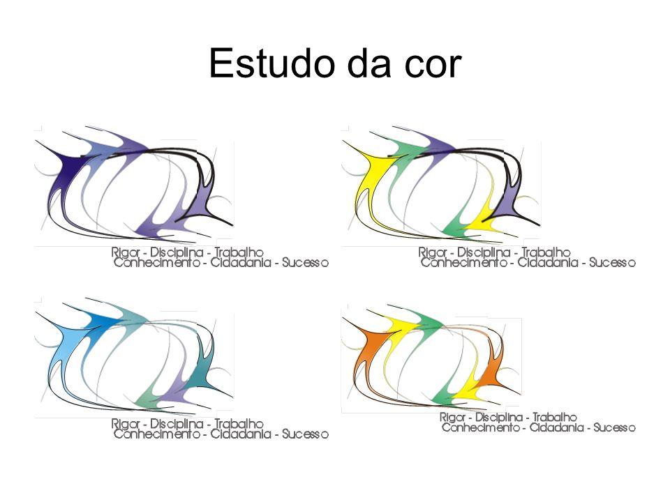 Estudo da cor